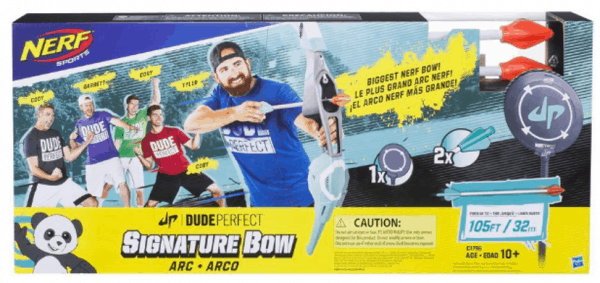 dude perfect nerf bow box view