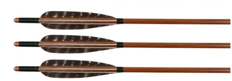 best wooden bamboo arrow