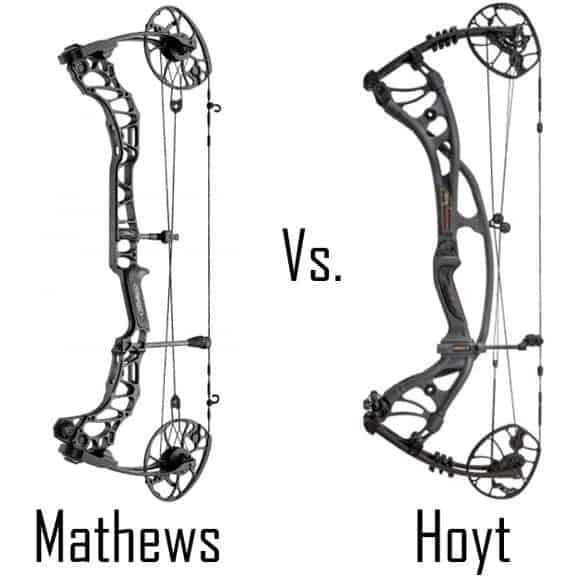 mathews bow vs hoyt bow