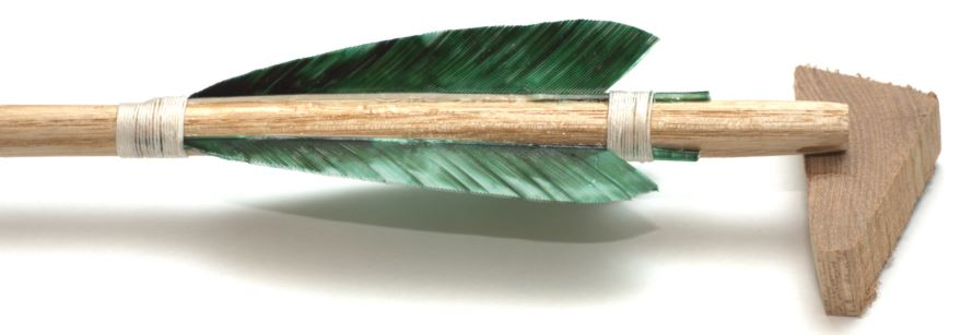 Feather Arrow Vanes