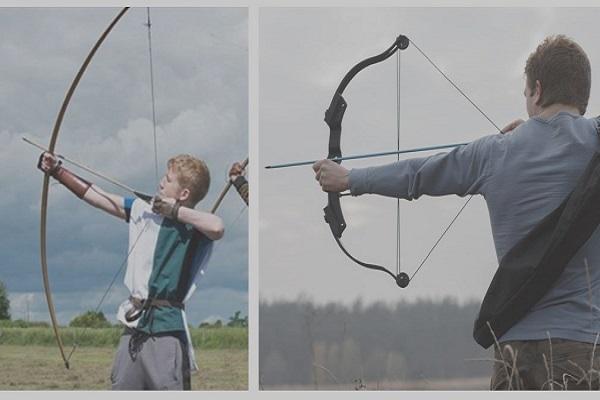 Shortbow archer vs Longbow archer