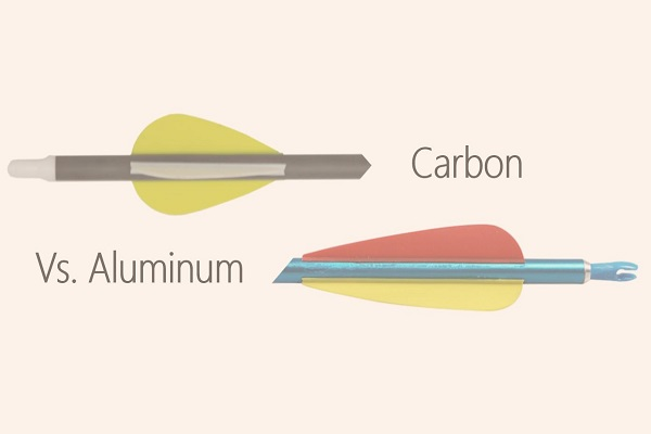 carbon vs aluminum arrows comparison