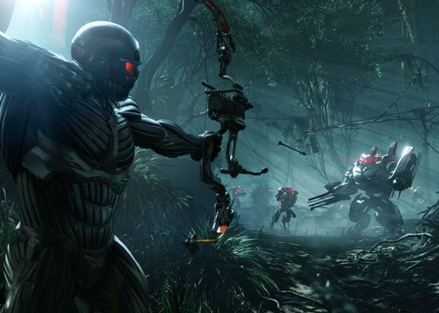 archery game crysis 3