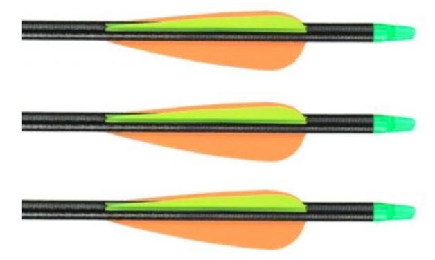 fiberglass arrow type