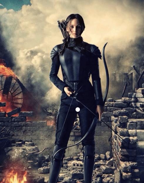 archer katniss everdeen