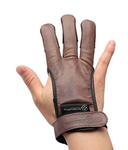 leater glove archery gift