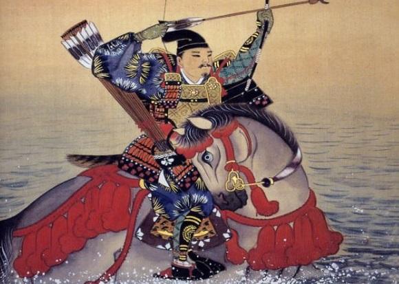 famous archer nasu no yoichi