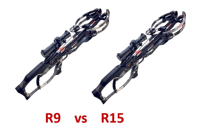 R9 vs R15 comparison