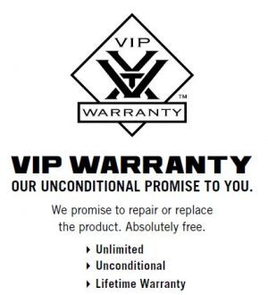 vortex VIP warranty
