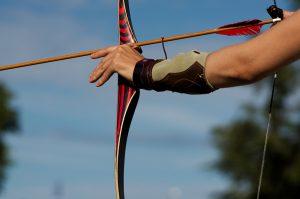 archer scared of string slap