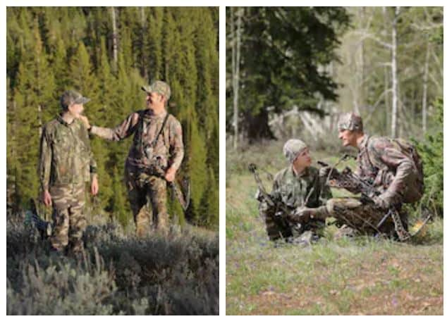 releationship benefits of hunting